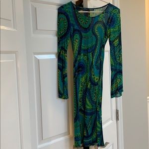 Betsy Johnson - long-sleeve dress